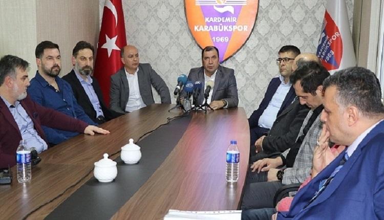 Karabükspor Başkanı Mehmet Aytekin'den 7-0'lık Galatasaray maç sonu açıklaması