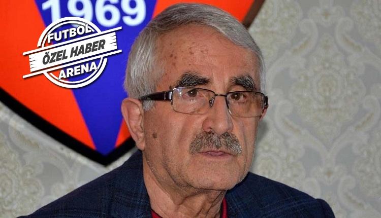 Karabükspor Eski Başkanı Ferudun Tankut FutbolArena'ya konuştu: