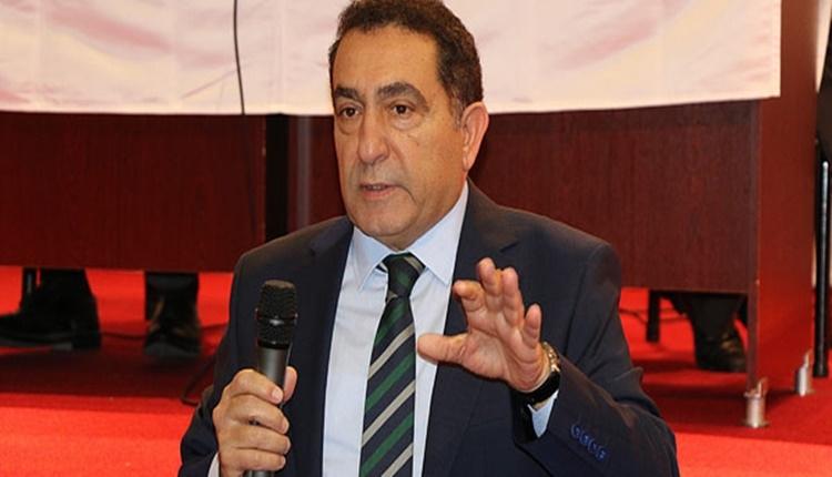 Karabükspor'da Mehmet Aytekin: