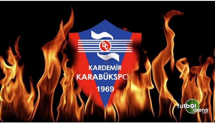 Karabükspor'da şok gelişme! Menajer komisyonu ve belgeler ortaya çıktı