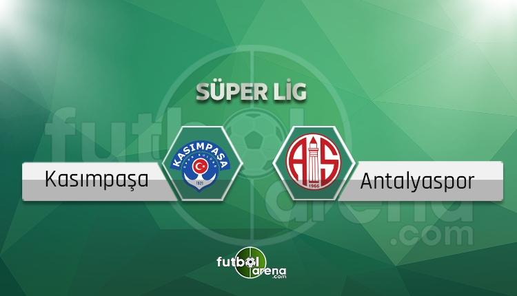 Kasımpaşa Antalyaspor beIN Sports canlı ve şifresiz izle