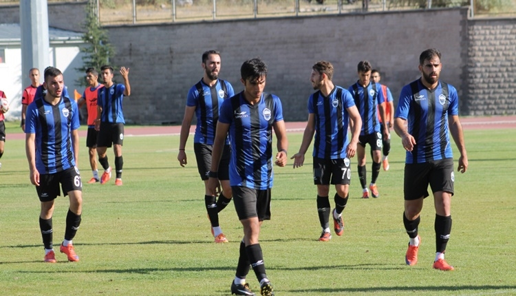 Kayseri Erciyesspor profesyonel liglere veda etti