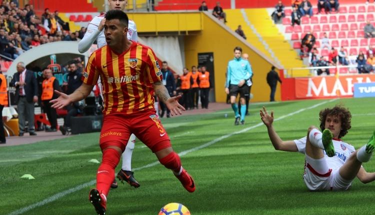 Kayserispor 3-2 Karabükspor maç özeti ve golleri (İZLE)
