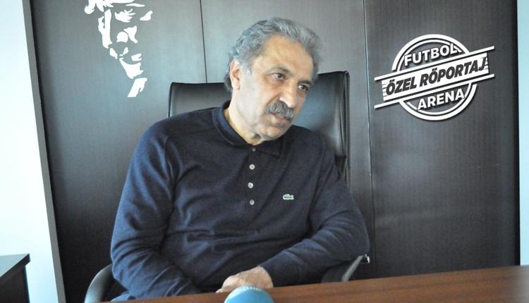 Kayserispor Başkanı Erol Bedir, FutbolArena'ya konuştu