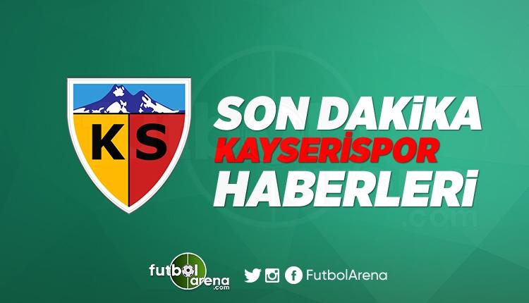 - Erol Bedir'den iddialı açıklama (13 Mart 2018 Son dakika Kayserispor haberi)