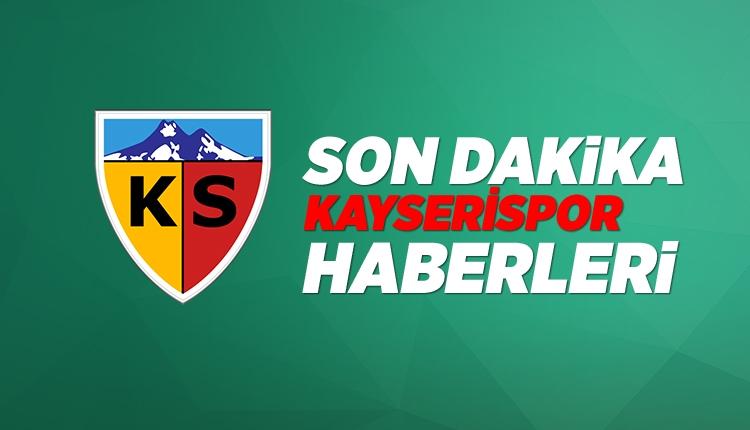 - Sumudica, Fenerbahçe maçında 3. kaleciye kaldı (19 Mart 2018 Son dakika Kayserispor haberi)