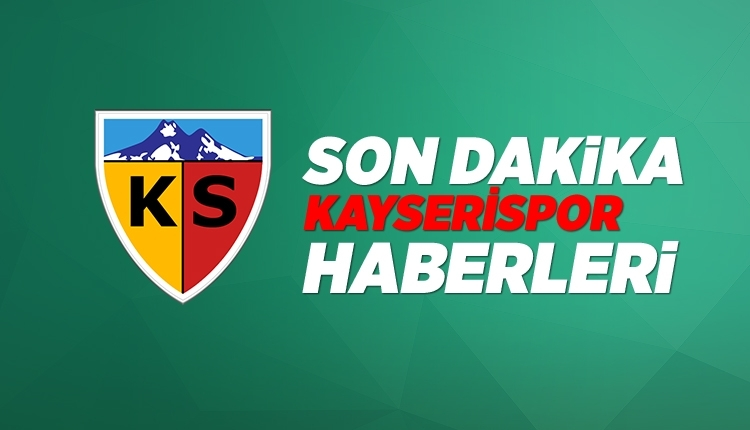 Kayserispor'un Fenerbahçe maçındaki ilk kaleci adayı