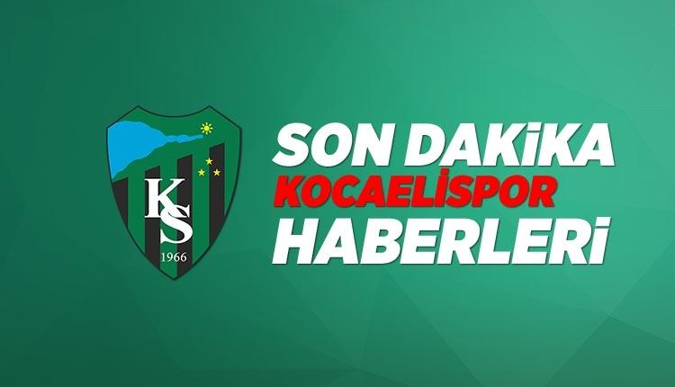 Kocaelispor Haberleri - Play-off şansı kaldı mı? Önemli detay (19 Mart 2018 Kocaeli Haberleri)