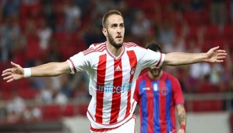 Konstantinos Fortounis için Beşiktaş iddiası