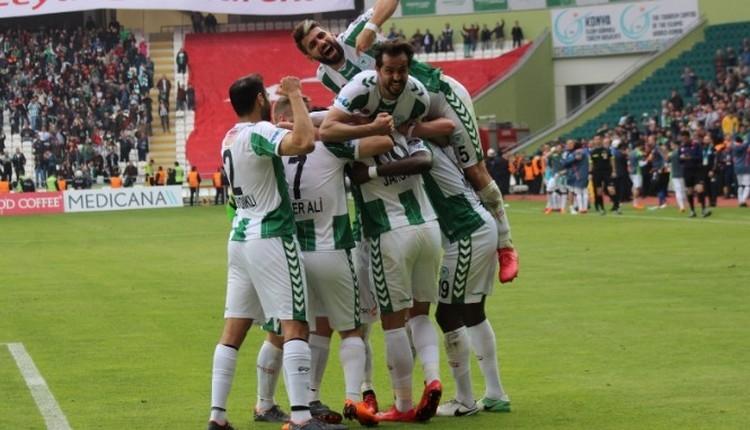 Konyaspor 2 - 0 Kayserispor maç özeti ve golleri İZLE