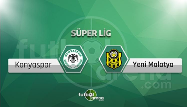 Konyaspor - Yeni Malatyaspor beIN SPORTS canlı şifresiz yayın