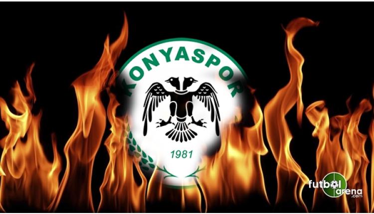 Konyaspor'da Galatasaray maçı öncesi üst üste iki şok! Resmen çöktü