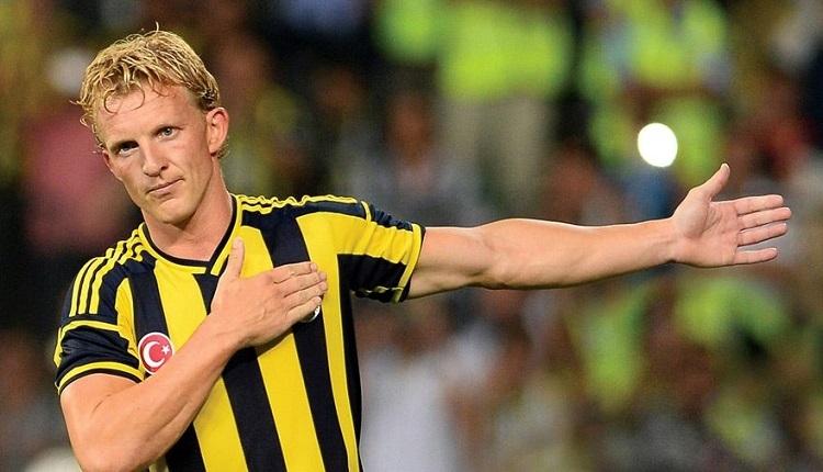 Kuyt ve Appiah'tan Fenerbahçe - Galatasaray paylaşımı