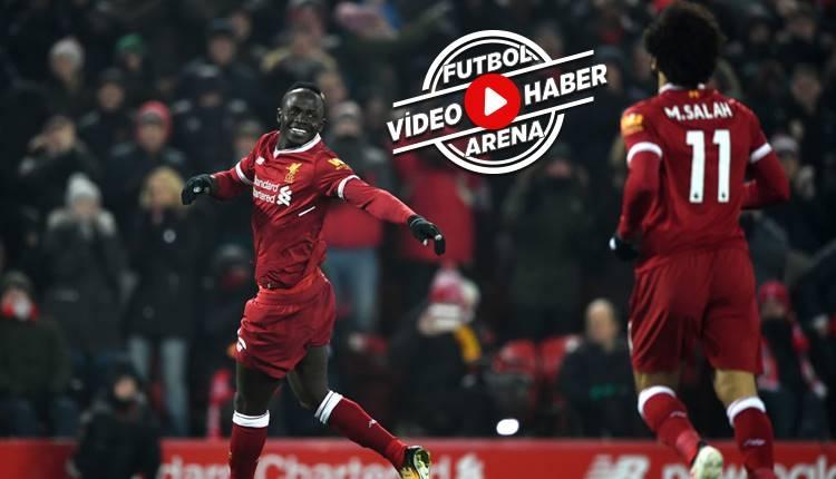 Liverpool 2-0 Newcastle United maçı özeti ve golleri (İZLE)