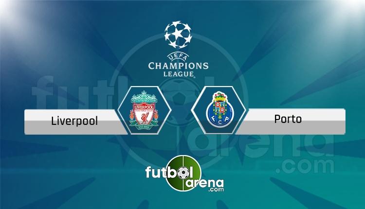 Liverpool - Porto Tivibu Spor canlı ve şifresiz izle