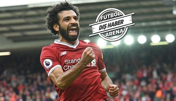 Liverpool'dan Salah'a yeni sözleşme teklifi