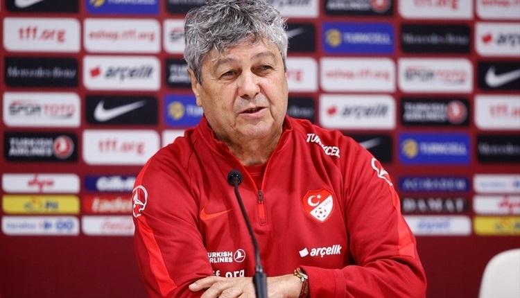 Lucescu yine yabancı sorununa vurgu yaptı: 'Kolay olmuyor tabi'