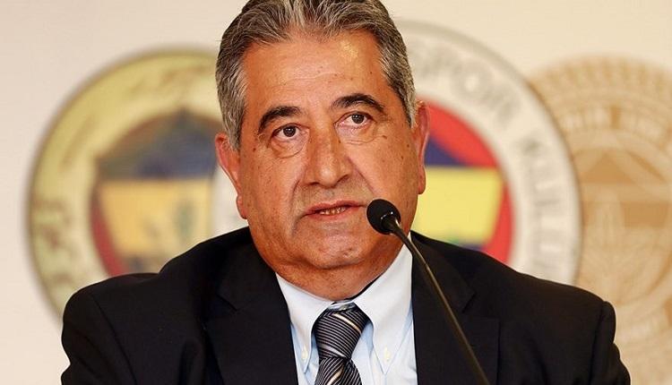 Mahmut Uslu: 'Galatasaray derbisi öncesi hakem kaygımız var'