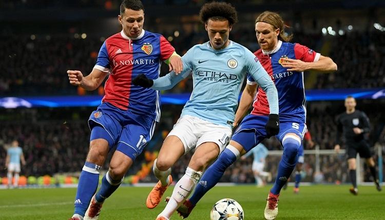 Manchester City 1-2 Basel maç özeti ve golleri (İZLE)