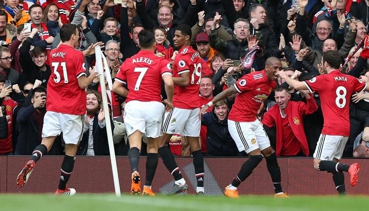 Manchester United 2-1 Liverpool maç özeti ve golleri (İZLE)