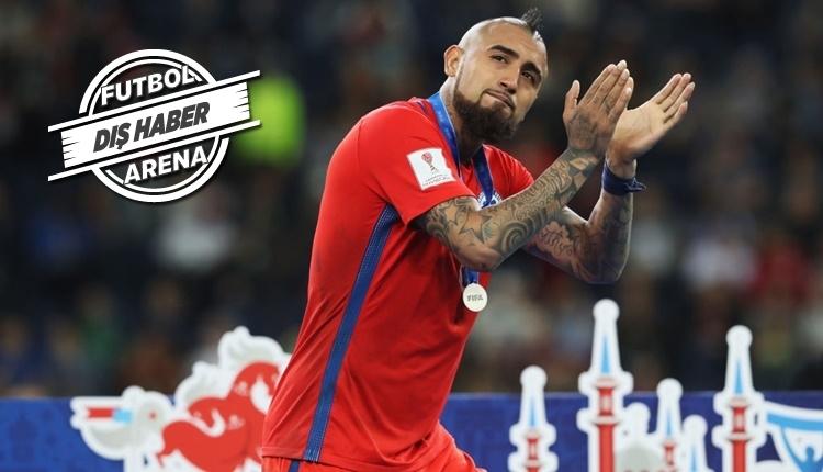 Manchester United'ın Arturo Vidal için teklifi belli oldu
