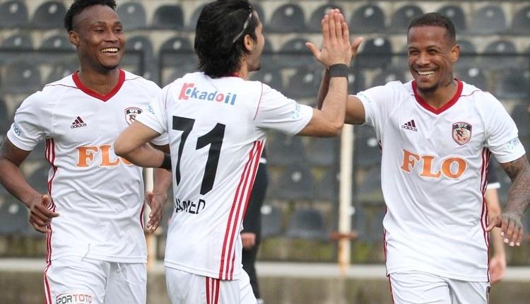 Manisaspor 0-6 Gazişehir Gaziantep maç özeti ve golleri (İZLE)