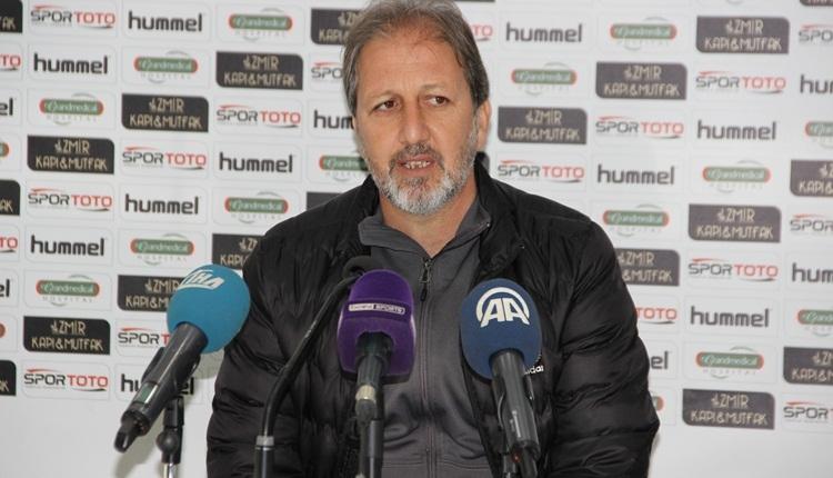 Manisaspor'da Teknik Direktör Taner Taşkın istifasını açıkladı
