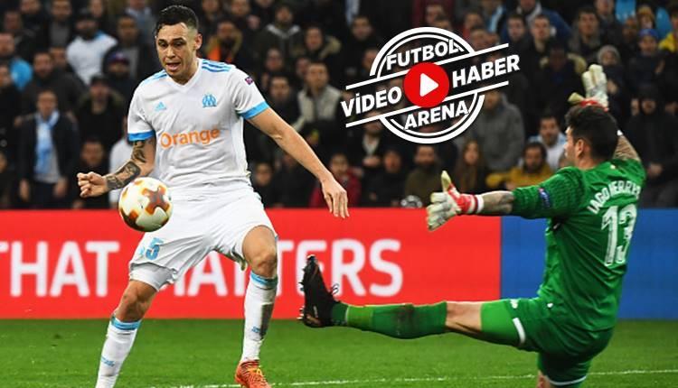 Marsilya 3-1 Athletic Bilbao maçı özeti ve golleri (İZLE)