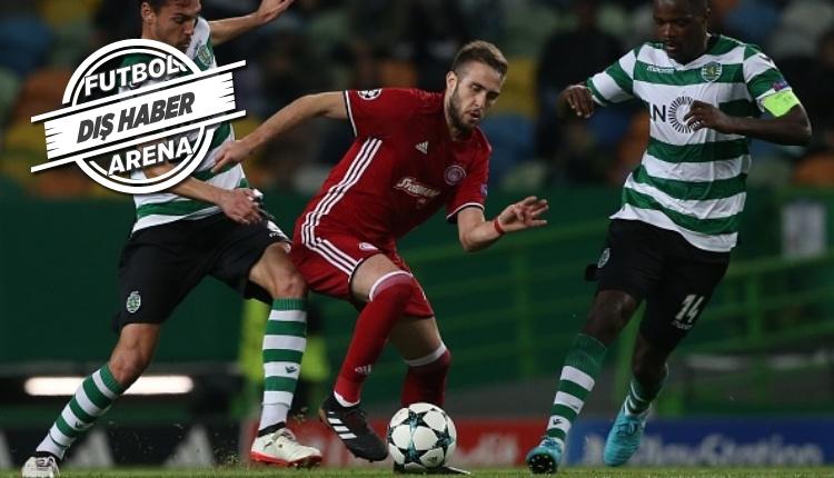Marsilya, Beşiktaş'ın gözdesiKostas Fortounis'e talip oldu