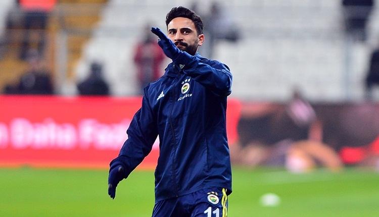 Mehmet Ekici aylar sonra Fenerbahçe ilk 11'ine girdi