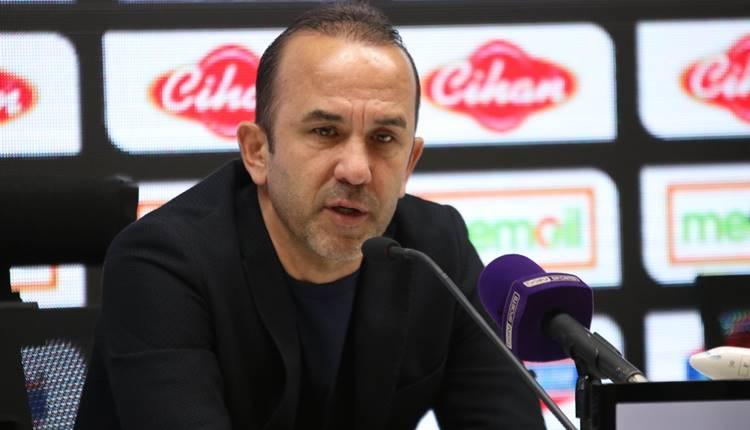 Mehmet Özdilek: 'Daha 10 hafta var'