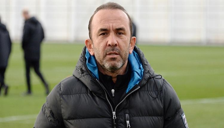Mehmet Özdilek: ''Yeni Malatyaspor maçı kader maçımız''