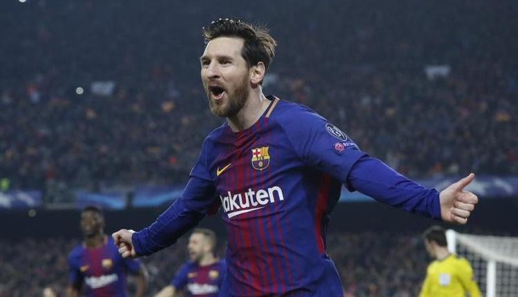 Messi, Chelsea rövanşında kariyer rekorunu kırdı (İZLE)