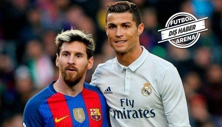 Messi'yi geçmek isteyen Cristiano Ronaldo'dan görülmemiş talep