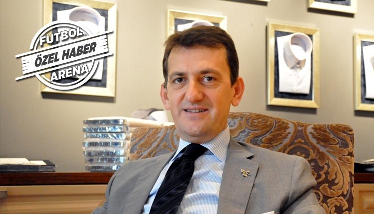 Metin Albayrak FutbolArena'ya konuştu: 'Serkan Reçber....'