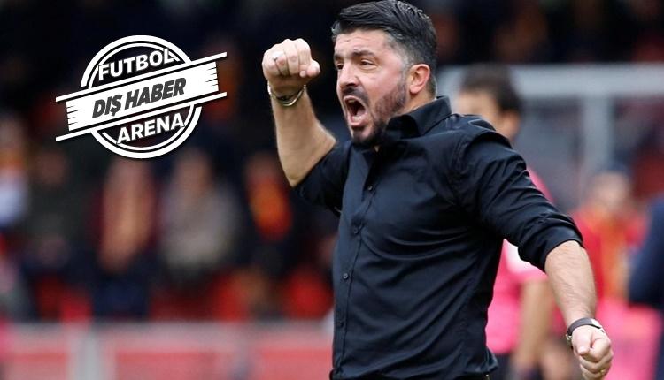 Milan yönetiminden Gattuso'ya yeni sözleşme teklifi