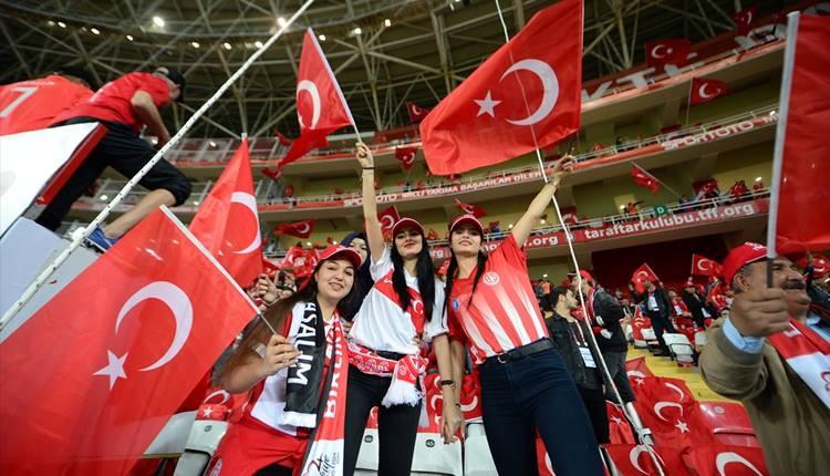 Milli Takım Anadolu'da yine kazandı!