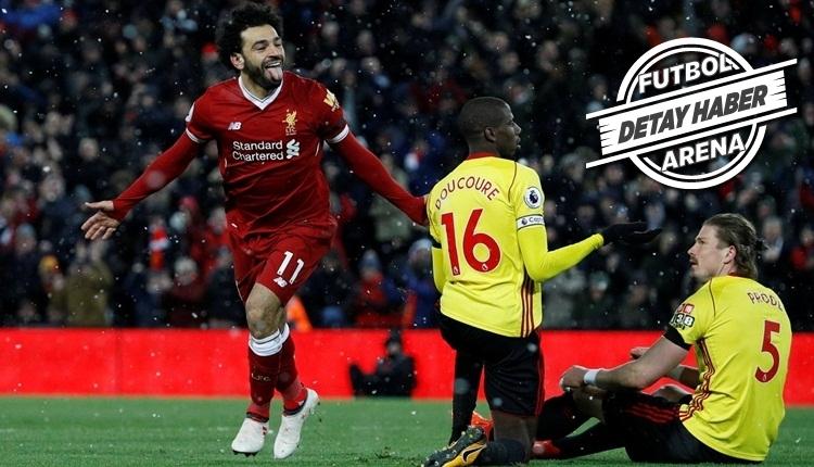 Mohamed Salah, Drogba'nın rekoruna göz dikti