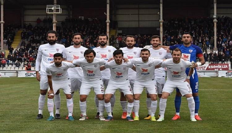 Nazilli Belediyespor 0-3 Bandırmaspor maç özeti ve golleri