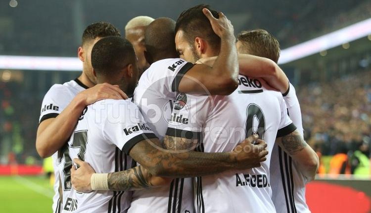 Negredo Beşiktaş'ın talihini değiştirdi! Trabzonspor maçında şov