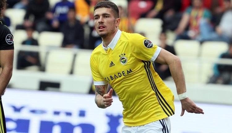 Neustadter, Yeni Malatyaspor - Fenerbahçe maçında sakatlandı