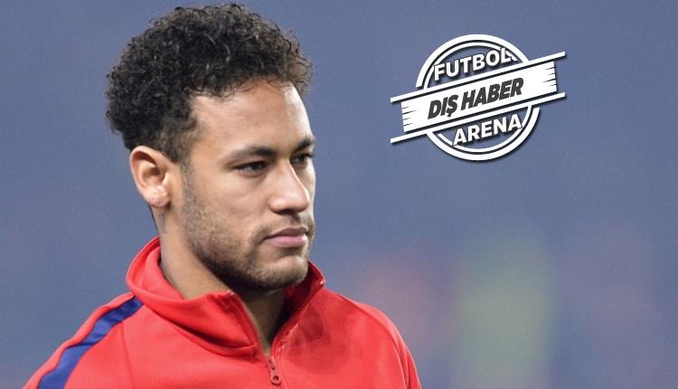 Neymar, Barcelona'ya geri dönmek istiyor