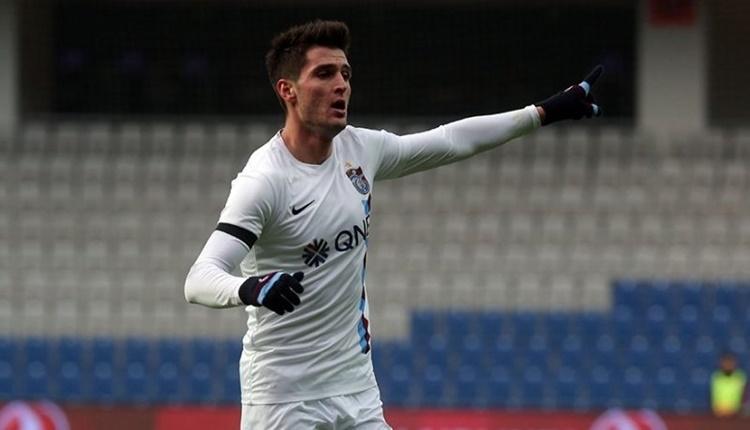 Okay Yokuşlu'nun Trabzonspor'da 100. maç heyecanı