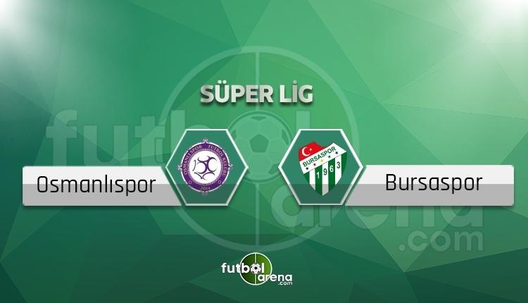 Osmanlıspor - Bursaspor beIN SPORTS canlı şifresiz yayın