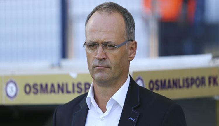 Osmanlıspor'da İrfan Buz: 'Sadece Atiker Konyaspor maçını düşünüyoruz