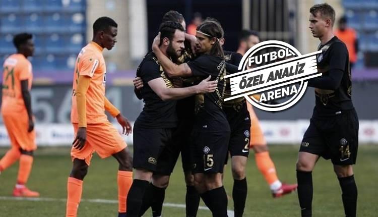 Osmanlıspor'u penaltılar da kurtaramıyor