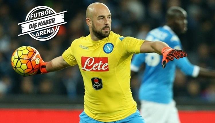 Pepe Reina, Milan'a transfer oluyor! Sürpriz gelişme