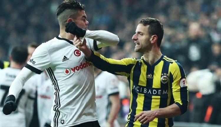 Pepe kaç hafta yok, sakatlığı ne zaman geçecek? Beşiktaş taraftarlarından Soldado ve Fırat Aydınus'a büyük tepki