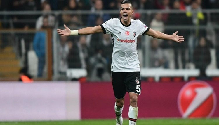 Pepe'nin sakatlığında son durum