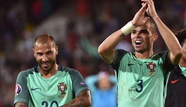 Portekiz Milli Takımı kadrosu açıklandı! Pepe, Beto ve Quaresma...
